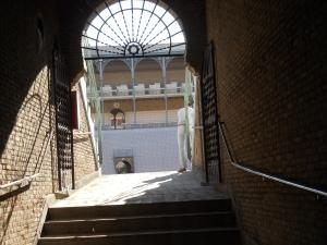 Entrance to Plaza de Toros