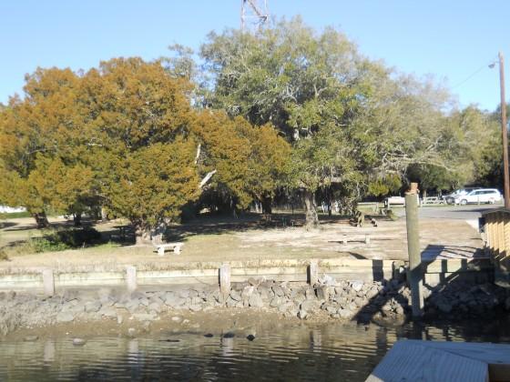 The Shrimping Docks