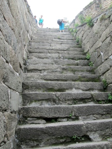 Stairs of the Great Wall