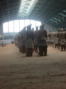 The army waiting in ranks @thepinkexpat.com