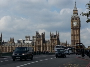 Westminster Palace and Big Ben