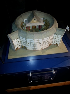 Shakespeare's Globe-in mini form
