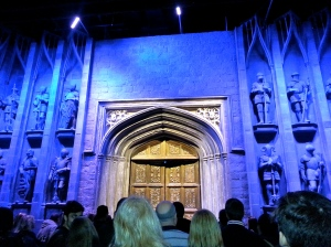 The Great Hall Doors