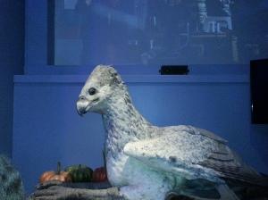 Buckbeak the robot
