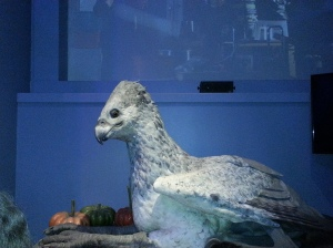 Buckbeak the robot