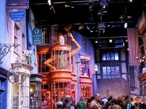 Weasley Joke Shop