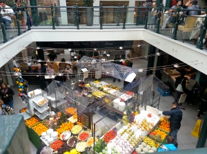 A food market