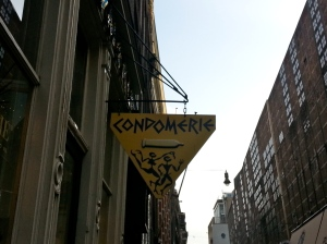 Condom store in Amsterdam's Red Light District