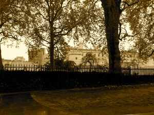 The Tower of London-- scary year-round