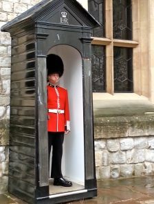 royal silent guards tower of london