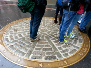 Boston Massacre plaque