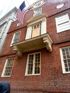 Balcony of Old State House