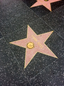 Walk of Fame-Diana Ross LA
