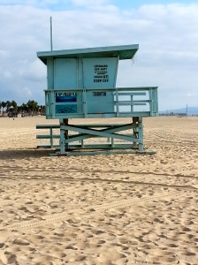 Lifeguard House la beach